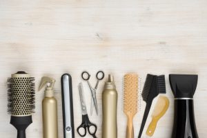 Hair stylists need the right tools and equipment