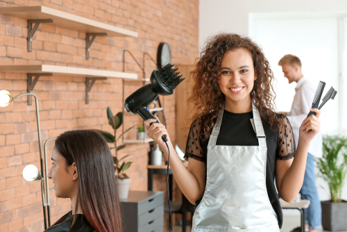 Wondering how to be a professional hairdresser?