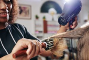 Blowout bars can give you a pampering experience.