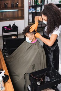 It's essential to establish trust with your salon customers.